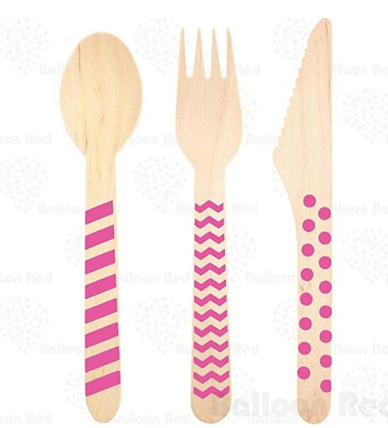 Wood Compostable Utensils