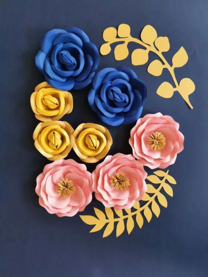 Wholesale paper flowers