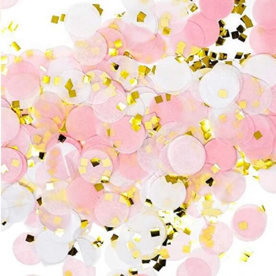 Party Paper Table Confetti Circles wholesale