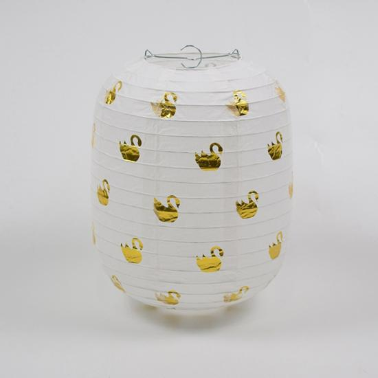 ODM hanging paper lantern decor