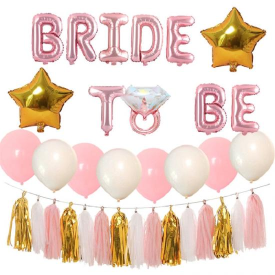 bride to be party suppliers