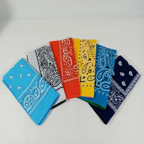Multifunctional Seamless Face Bandana