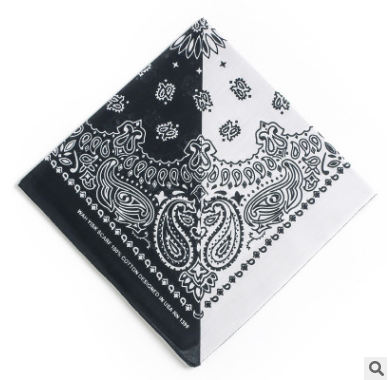 hip-hop 100% cotton bandana