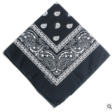 square bandana In stock cheap 100% Cotton