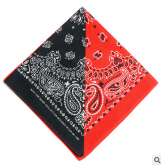 Cheap Multifunctional 100% Cotton bandana