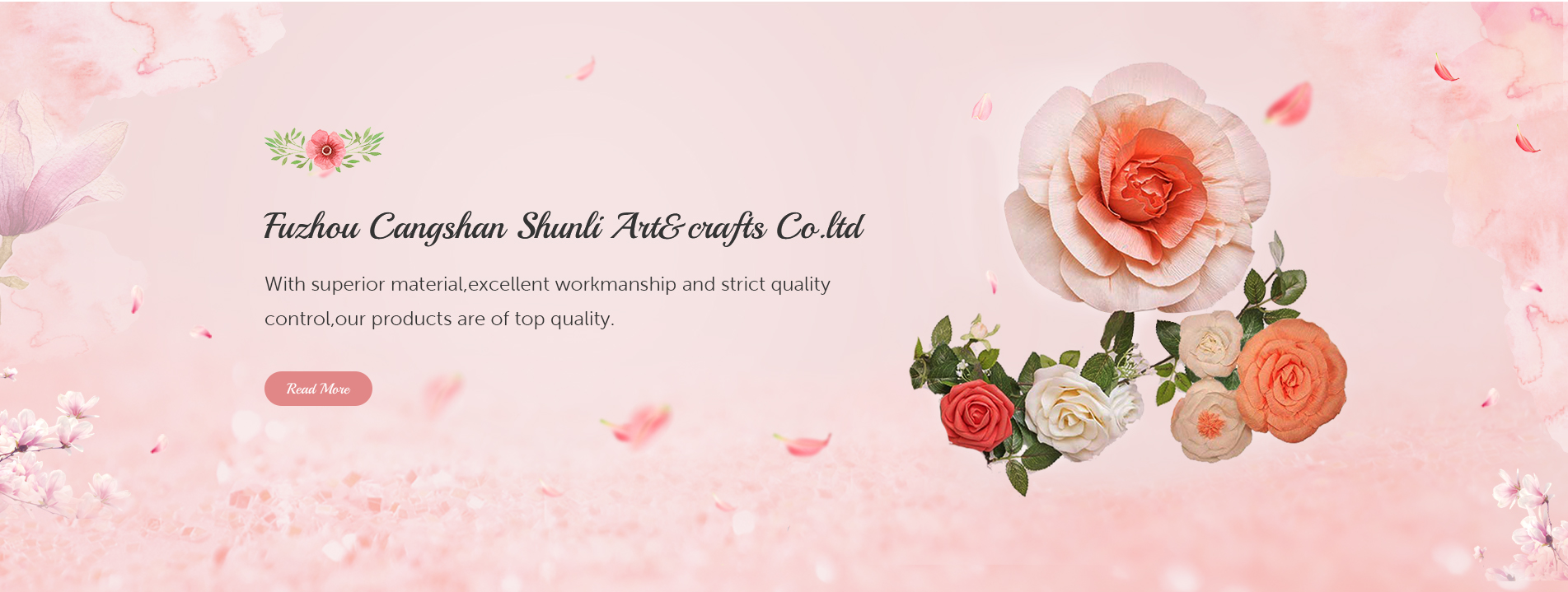 Fuzhou Cangshan Shunli Arts&Crafts  Co., Ltd.